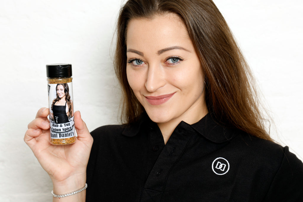 Rub and Tug Cajun Spice