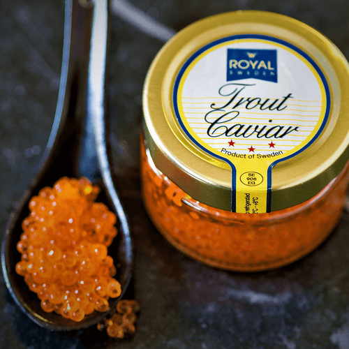 Caught Online 100g Royal Swedish Trout Caviar