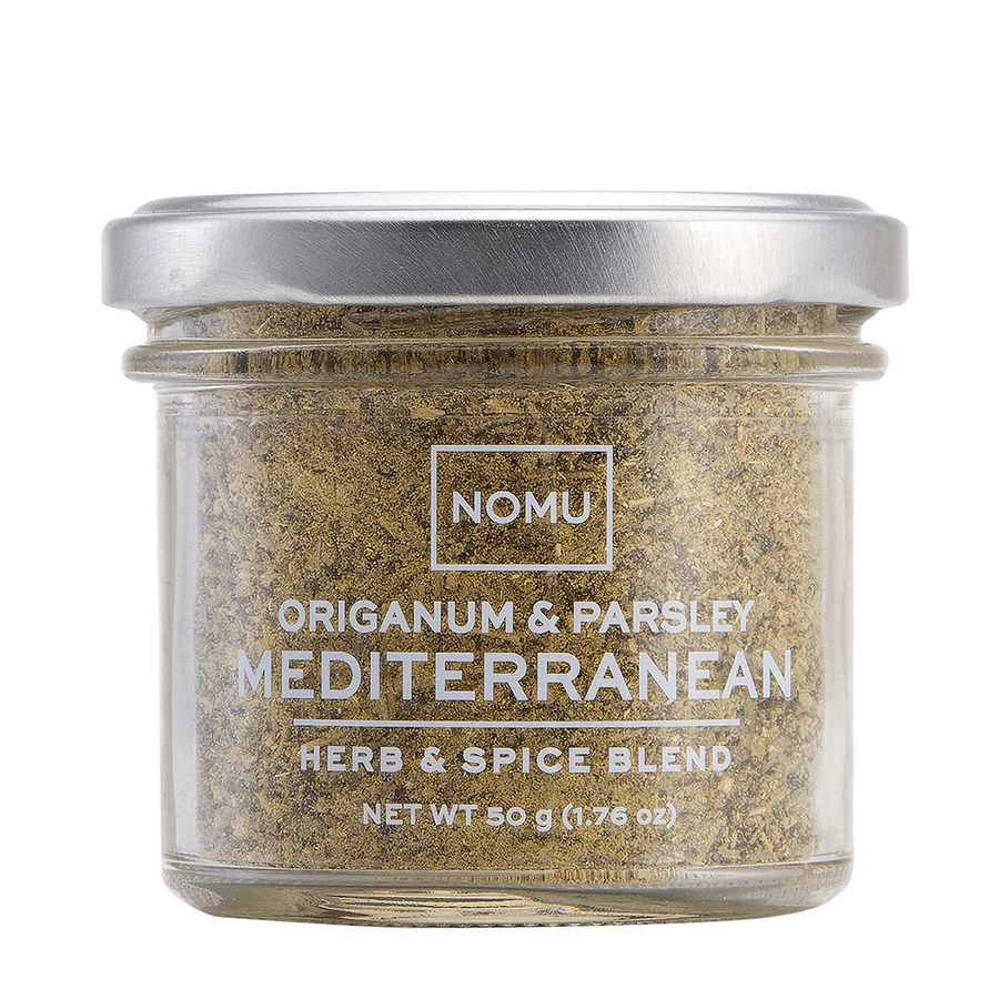 Caught Online NOMU Cooks Collection Origanum & Parsley Mediterranean Blend
