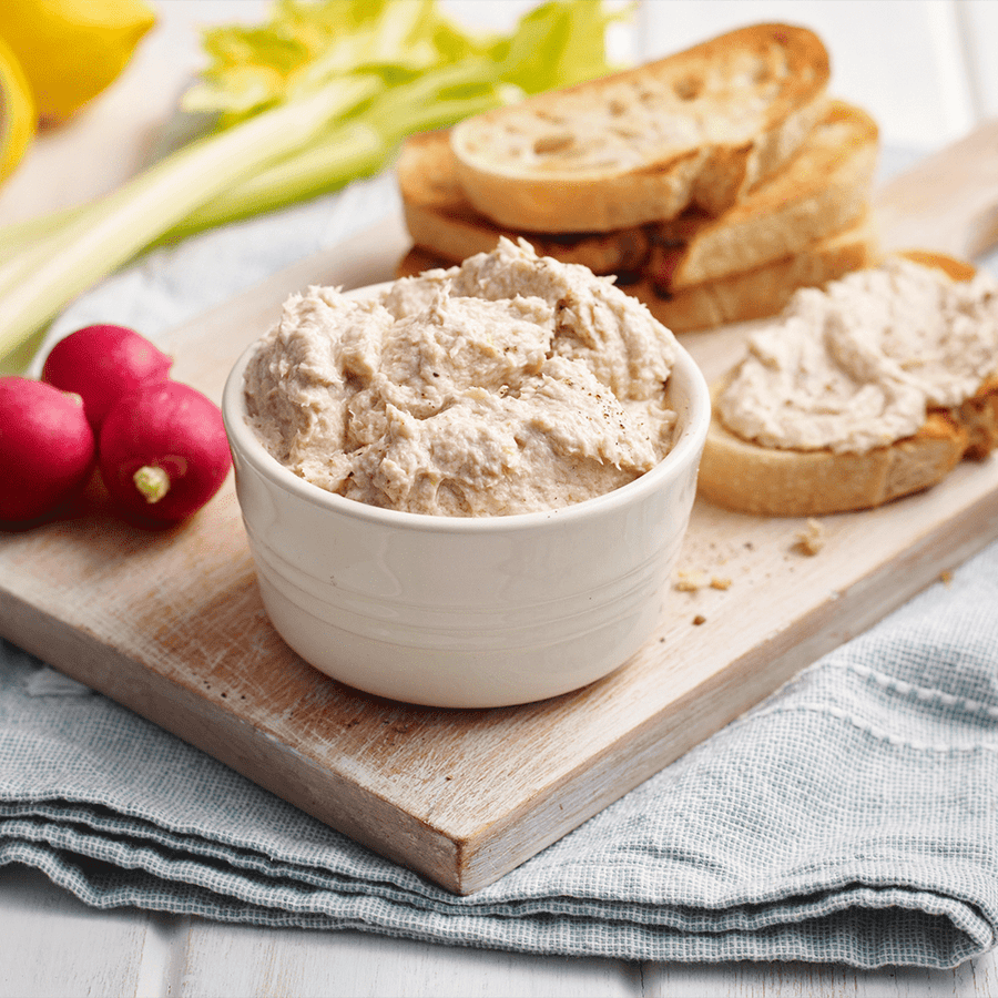 Caught Online Smoked Snoek Pâté 150g