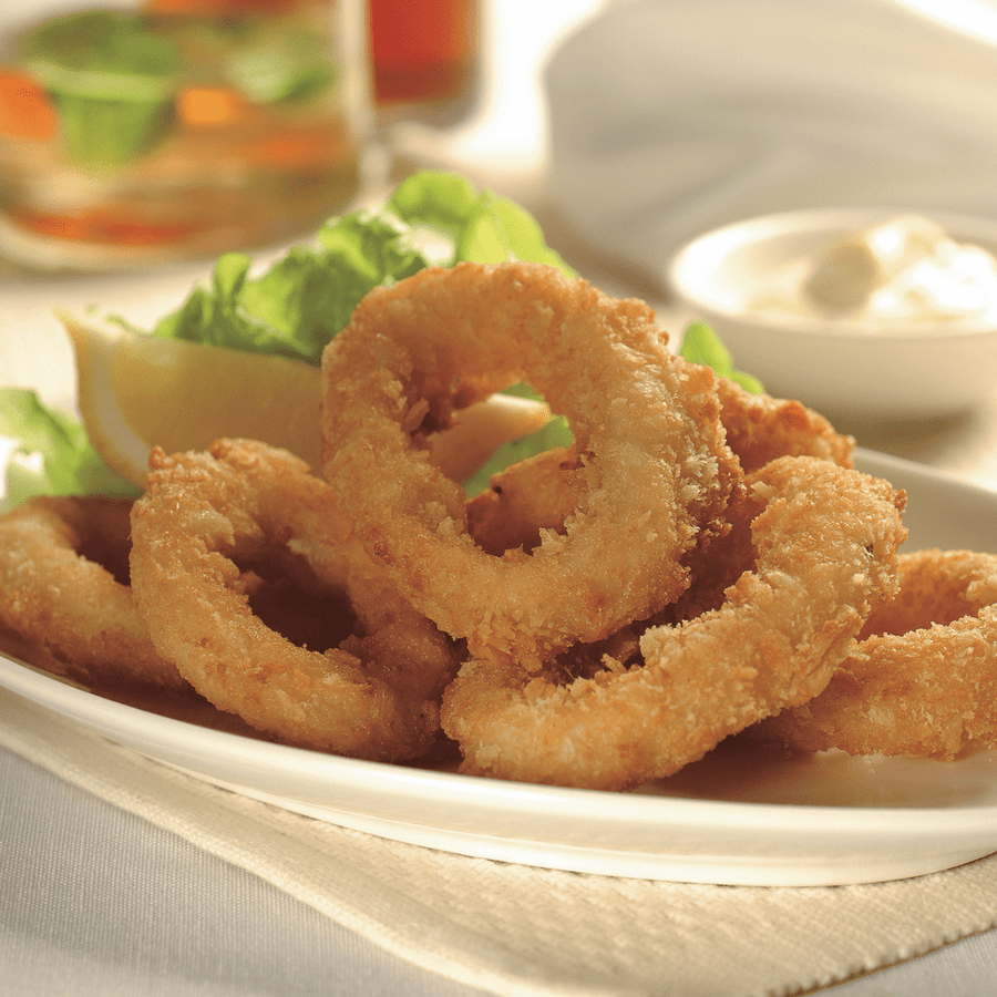 Not specified General Panko Calamari Rings (500g)