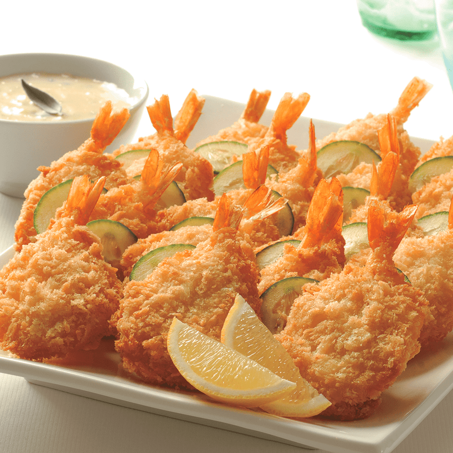 Not specified General Panko Prawn Cutlets (500g)