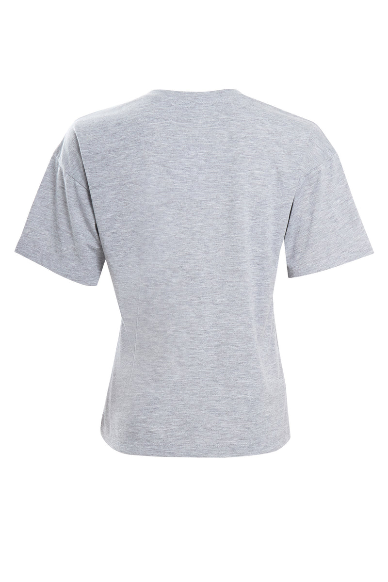 L'astrologie T-Shirt - Grey Marl