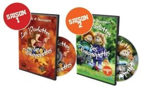 Collection DVD «Les Théopopettes»