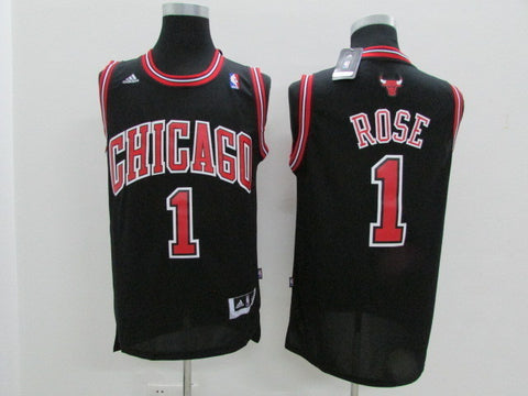 derrick rose basketball jersey