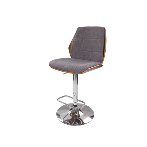 Chaise de Bar Connor 160 Gris