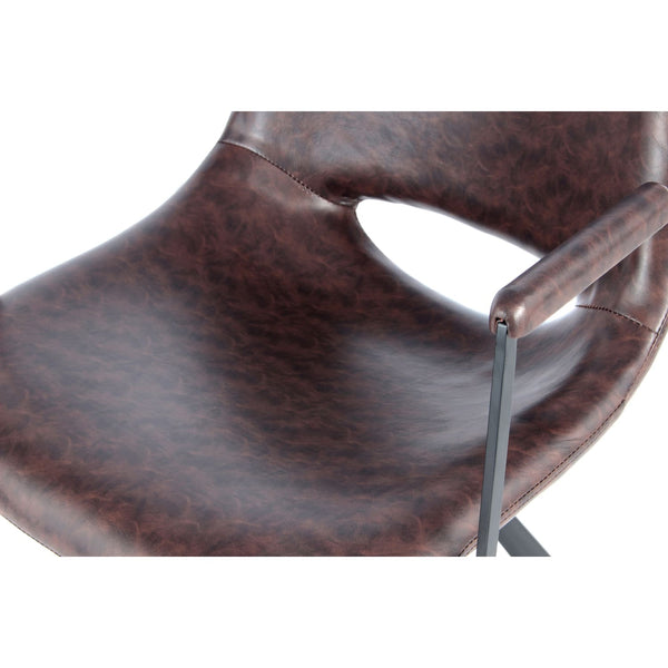 Chaise - Josephine 625 Lot de 2 Marron EGNGB | Yorohome