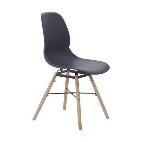 Chaises Design - Amy 110 Lot De 4 Noir