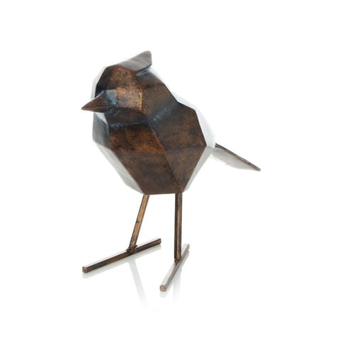 Décoration Sculpture - Songbird 110 Bronze