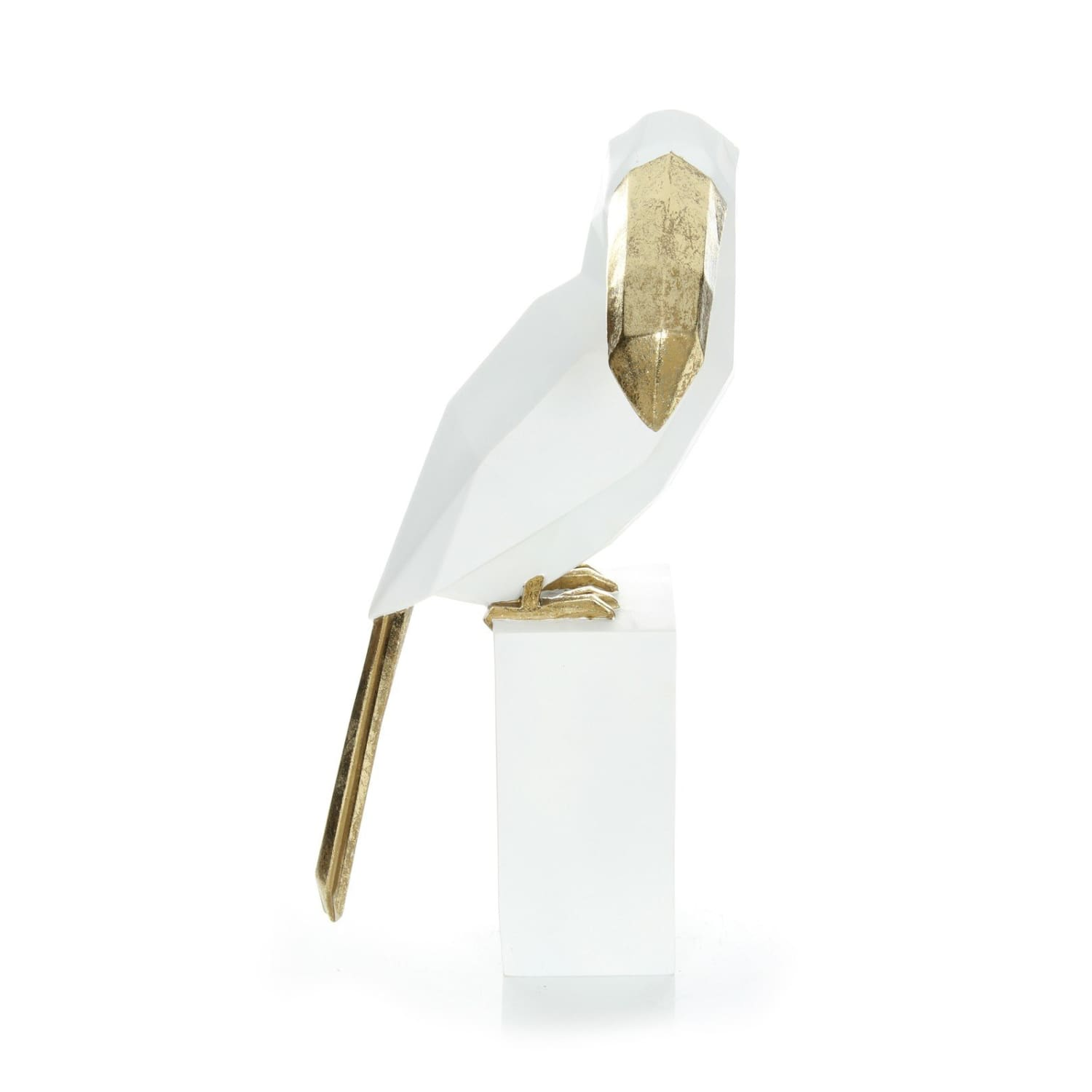Décoration Sculpture - Toucan 110 Blanc