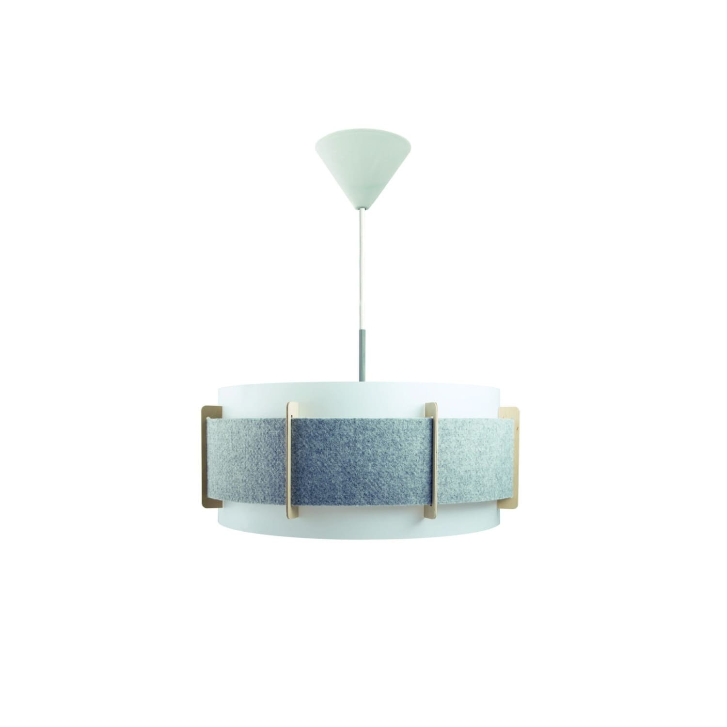 Lampe À Suspension Lux 110 Gris
