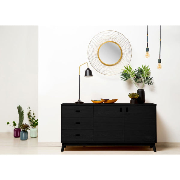 Lampe de Table - Carisa 387 - Noir