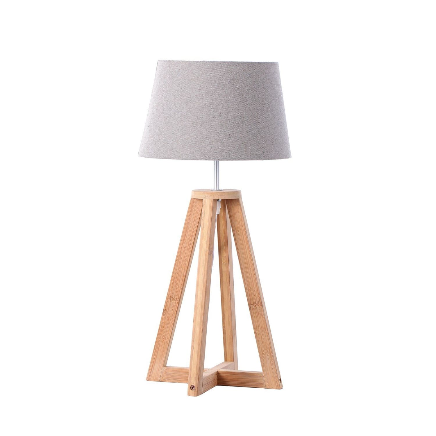 Lampe de Table Design - Rasala 250 Nature - Gris