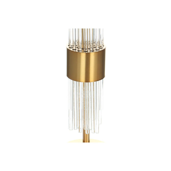 Lampe de Table - Plasma 110 Noir - Gold - Blanc