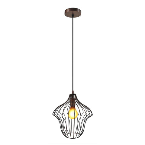 Lampe Suspension Design - Capella Cuivre