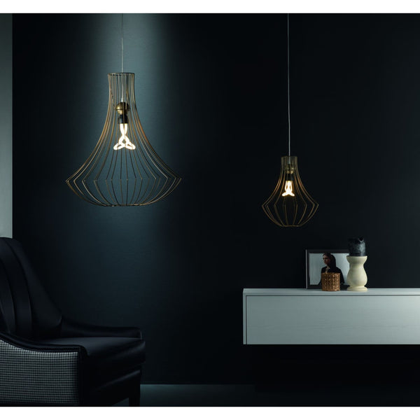 Lampe Suspension Chiara 110 Or