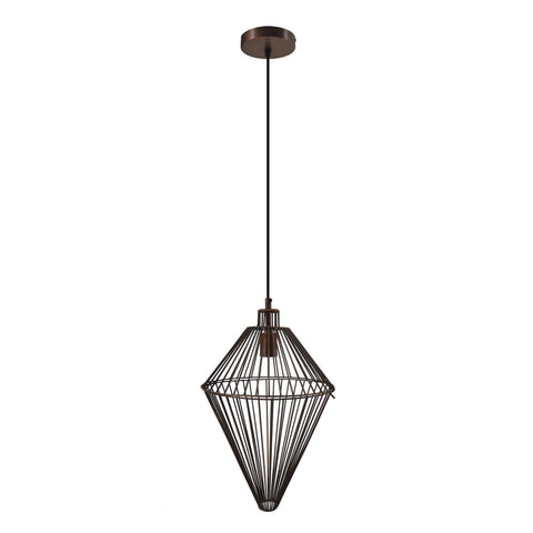 Lampe Suspension Design - Delta Cuivre