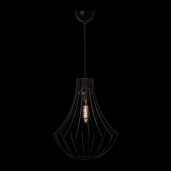 Lampe Suspension - Jasmin 110 Noir