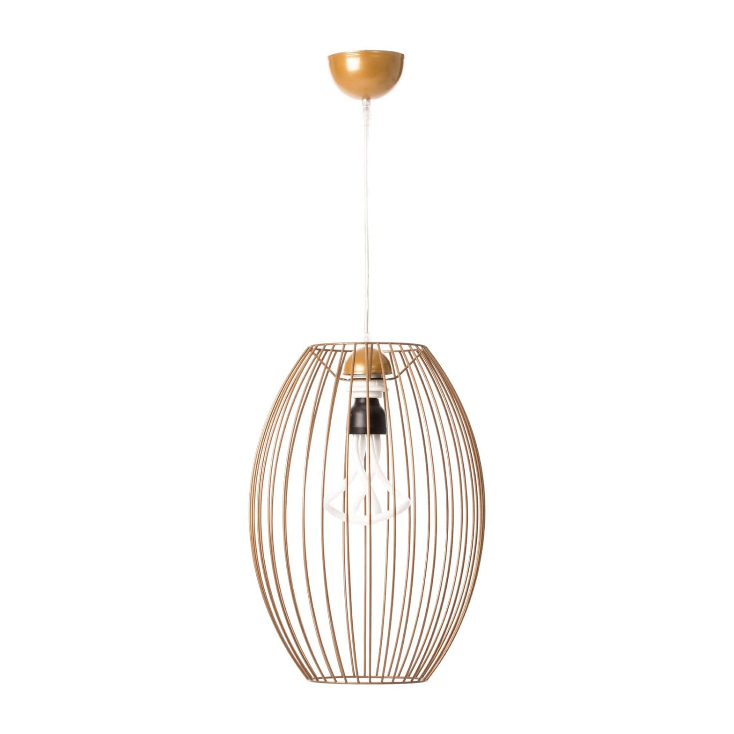 Lampe Suspension Olivia 110 Or