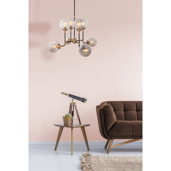 Lampe Suspension - Planeta 1210 Noir