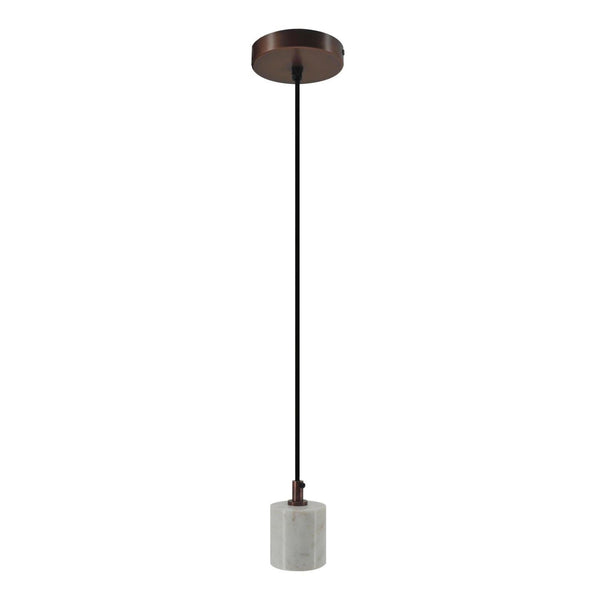 Lampe Suspension Design - Sigma Ii Blanche