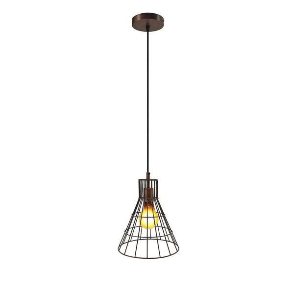 Lampe Suspension Design - Tauri Cuivre