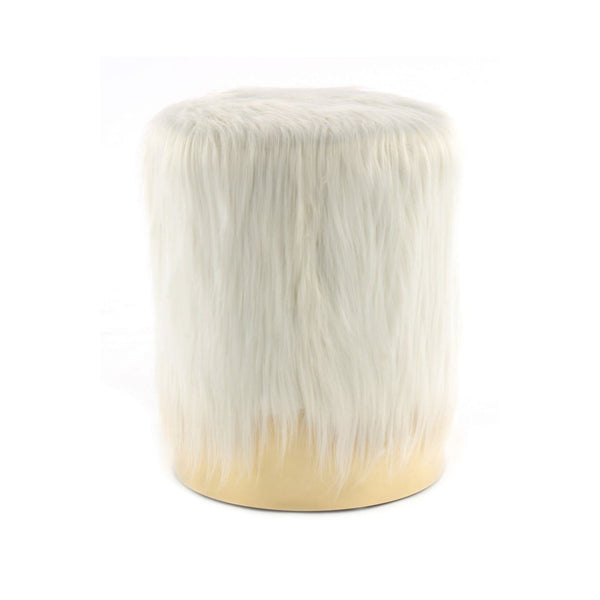 Pouf - Tabouret Polly 525 Blanc