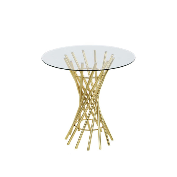 Table Basse - Crush 110 Gold