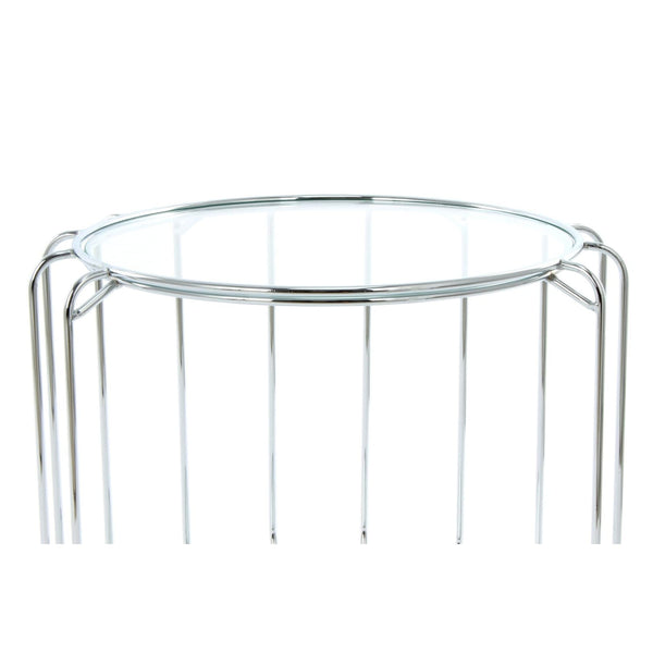 Table Basse - Shirley 110 Argent