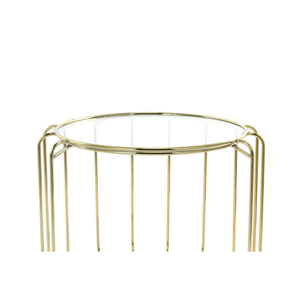 Table Basse - Shirley 110 Gold