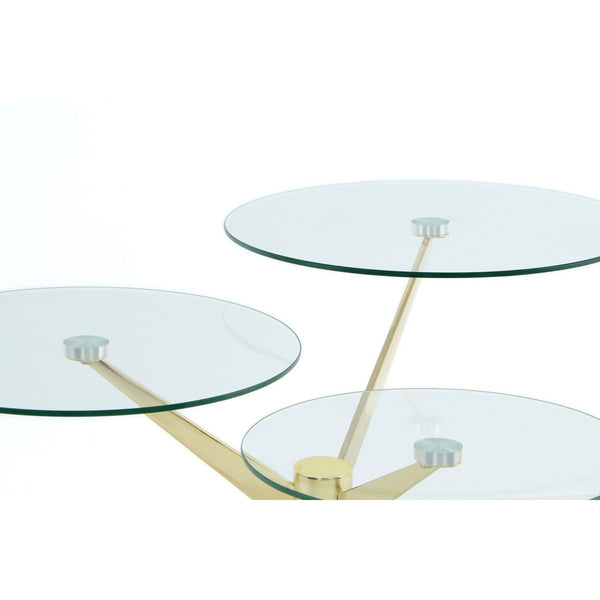 Table Basse - Triplet 110 Gold