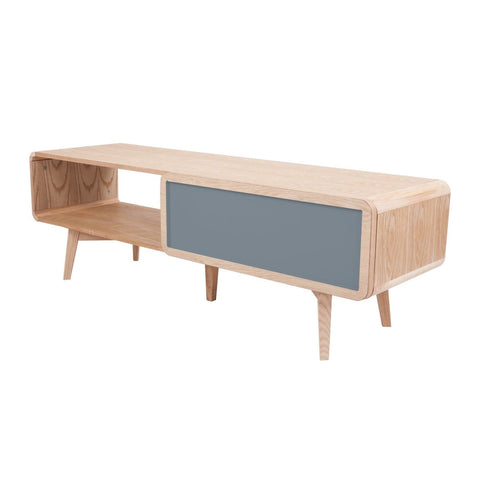 Table - buffet TV Addison I Cendre - gris