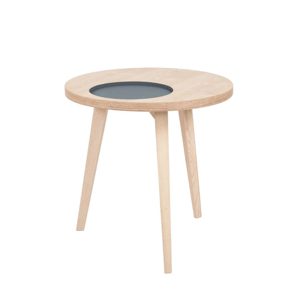Table d'appoint - Addison I cendre - Gris