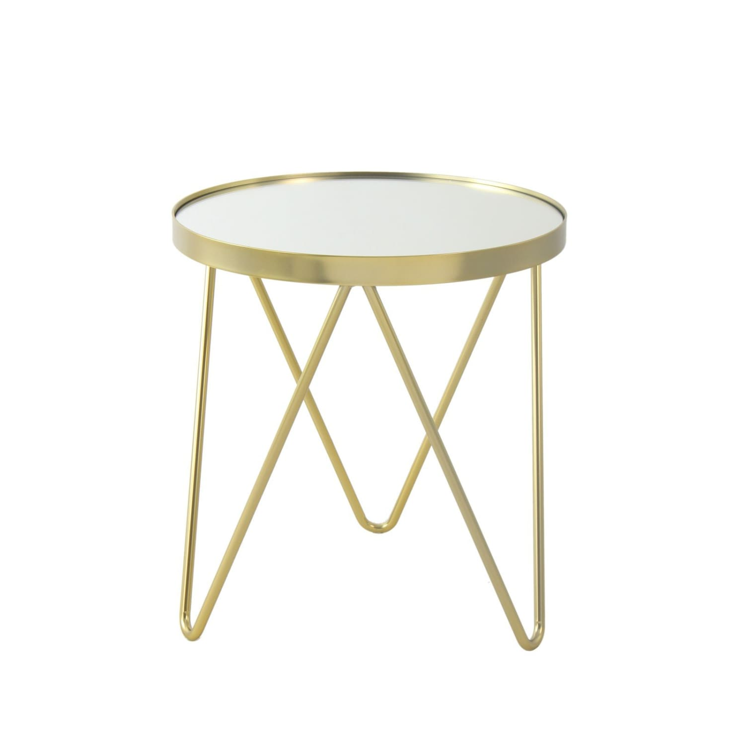 Table d'appoint - Bonnie 110 Gold