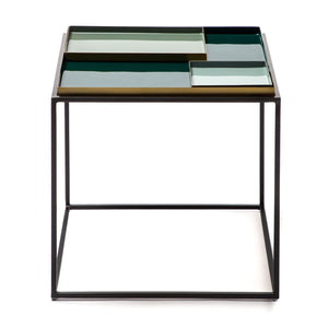 Table d'appoint - Famosa 160 Vert Mix