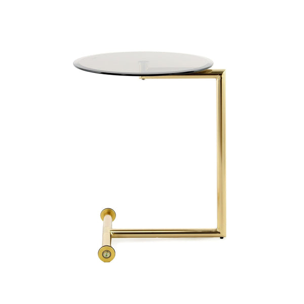 Table d'appoint - Luciana 160 Gold