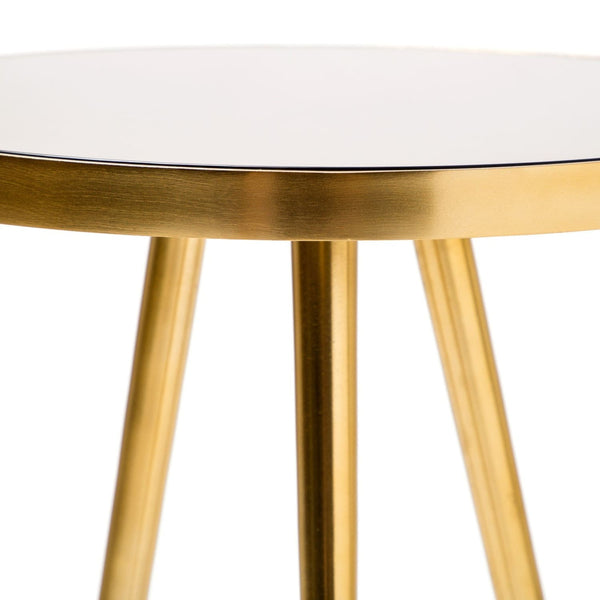Table d'appoint - Mary 160 Gold