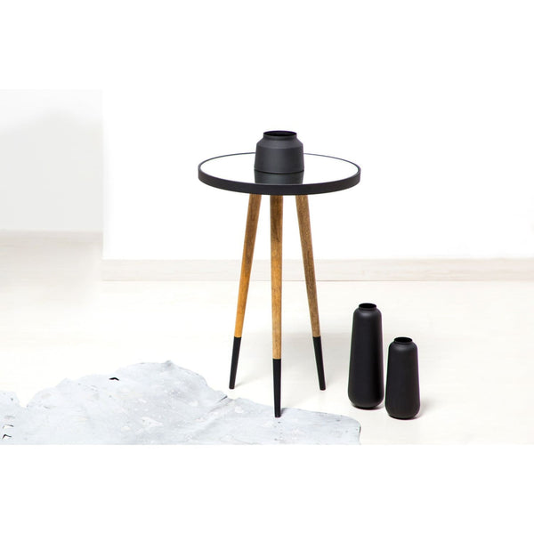 Table d'appoint - Mary 160 Noir