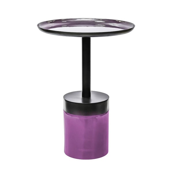 Table d'appoint -Artist 910 prune - violet