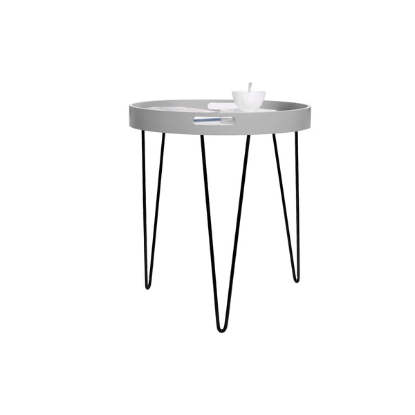 Table d'appoint - River 210 - Gris