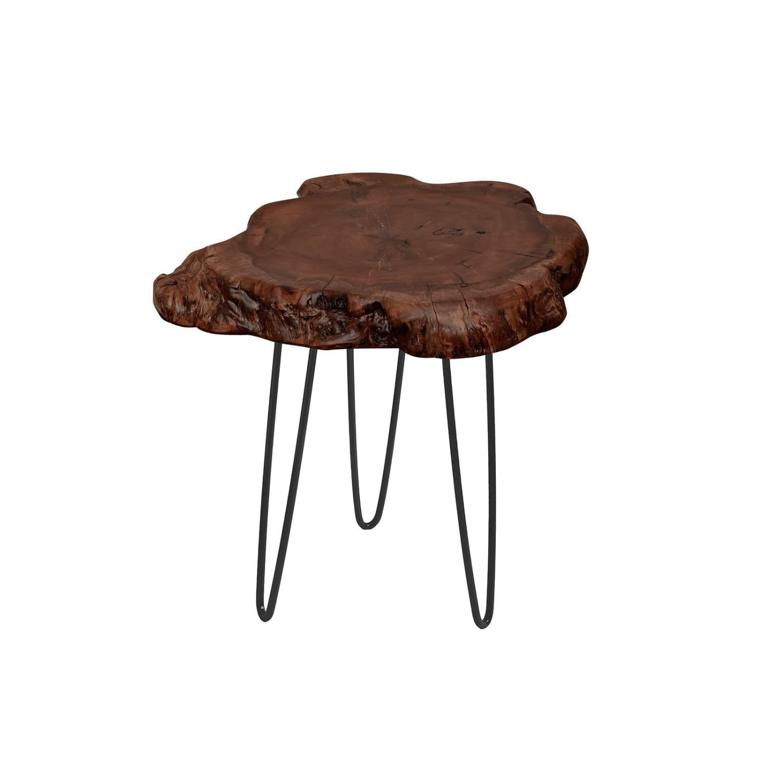 Table d'appoint - Woody 310 Naturel