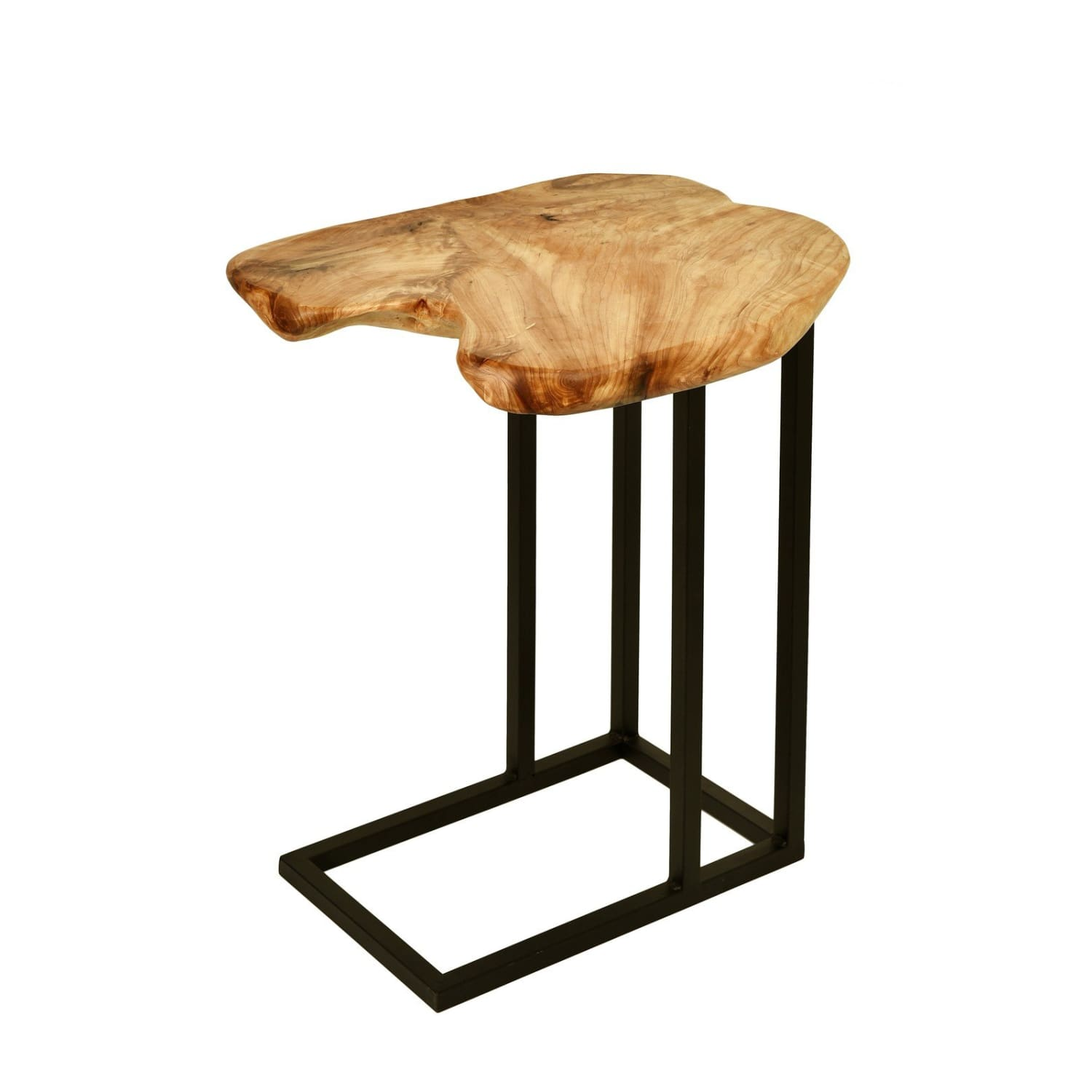 Table d'appoint - Woody 610 Naturel