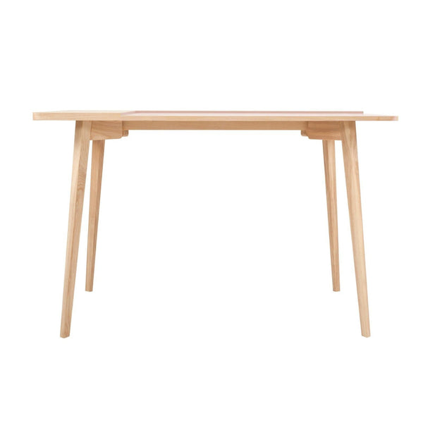 Table de bureau - Addison III Cendre - Rose