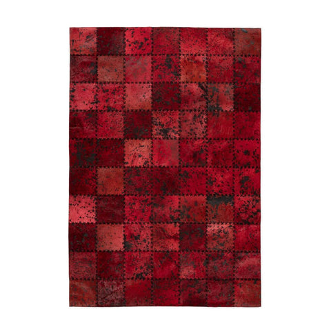 Tapis Cuir - Voila 100 Rouge