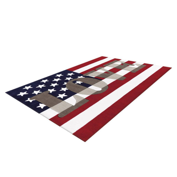Tapis Design Moderne Joy 4129 USA Multi