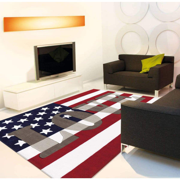Tapis Design Moderne Joy 4129 Multi Usa