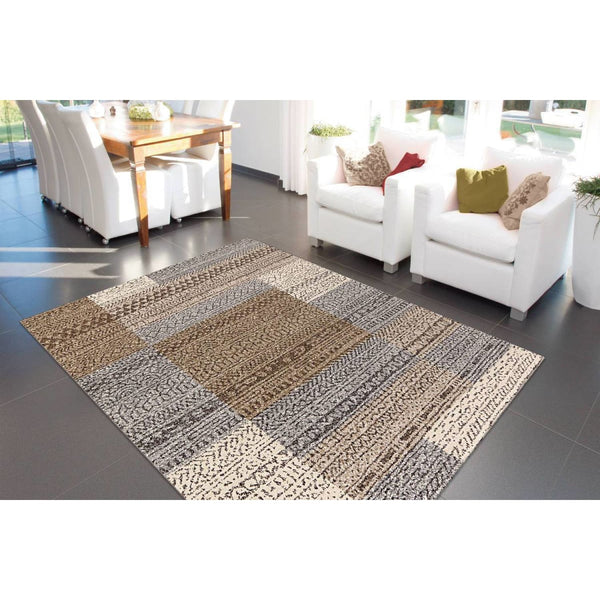 Tapis Design Moderne Move 4450 Naturel