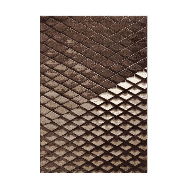 Tapis Design Moderne Move 4455 Marron