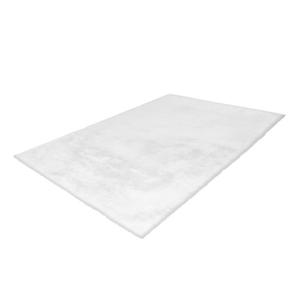 Tapis Design Moderne Rabbit 100 Blanc