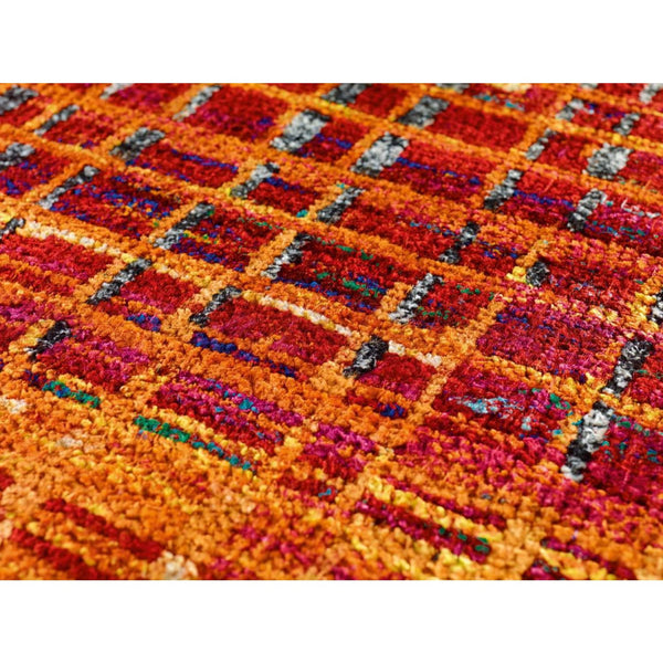 Tapis Design Moderne Topaz 5400 Orange